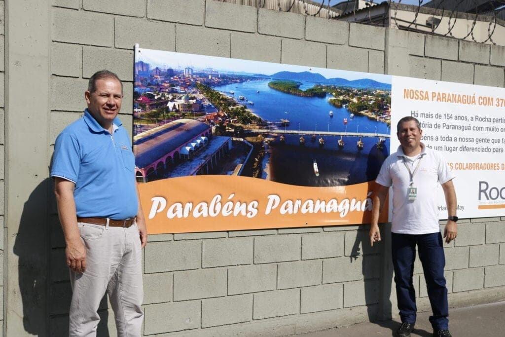 Rocha Log promove concurso de fotografia para homenagear Paranaguá 2
