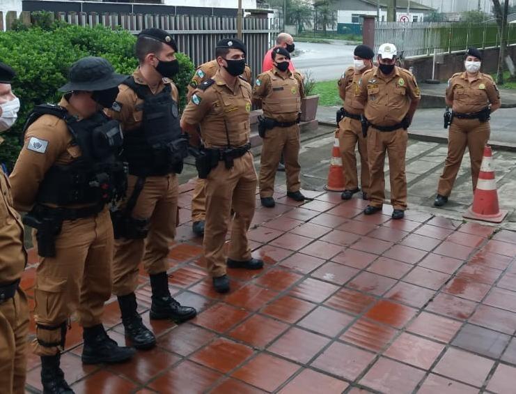 9º Batalhão recebe nova viatura para reforço do policiamento na região 2